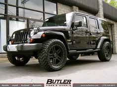 "Elite Jeeps Ga >> 2012 Jeep Wrangler Unlimited 2.5"" Lift Kit, 35"" Toyo Tires ..."