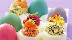 Bunt gefüllte Eier zu Ostern | For me online Germany