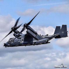 CV-22 Osprey | : @phoon_photos by globalair