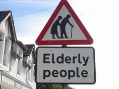 Tips for those traveling with an elderly person