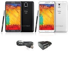 Buy Samsung Galaxy Note 3 N900A 32GB White - Unlocked REFURBISHED for 219.99 USD | Reusell