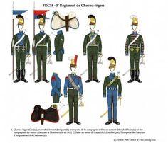 60. 5e Régiment de Chevau-légers-lanciers - Empire Histofig - Le site de jeu d'histoire