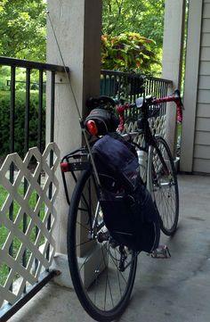 KC Bike Commuting: Mobile Ham Radio