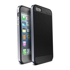 0cd5e4bc46 For iPhone 5S iPhone SE Case Vpower Luxury Ultra Slim Armor TPU+PC Hybrid  Phone Cases Capa For Apple iPhone 5 5S Se Back Covers