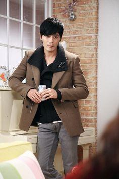 "Jang Dong Gun ""My Funny Facial Expressions In 'A Gentleman's ..."