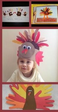 Thanksgivings Crafts for Kids / textbookmommy