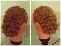 Причёска из трёх кос. Подробный видео-урок. - YouTube