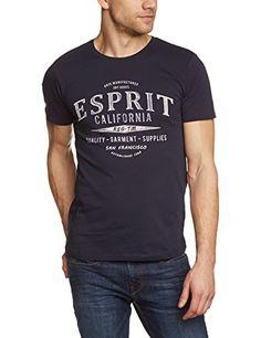 Esprit 995EE2K904 - T-shirt - Manches courtes - Homme