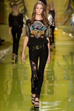 Versace | Spring 2014 Ready-to-Wear Collection | Style.com