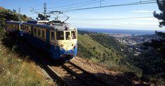 Lo storico treno Genova-Casella (PH P. Gassani)