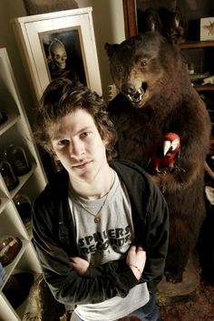 Jamie and bear Bear, Musica, Bears