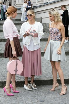 They Are Wearing: Berlin Fashion Week