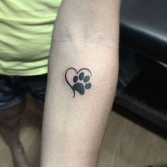 (notitle) - Tattoo - #notitle #Tattoo Tattoos Motive, Old Tattoos, Mini Tattoos, Body Art Tattoos, Small Tattoos, Tatoos, Tattoos For Baby Boy, Tattoos For Dog Lovers, Tattoo Life