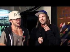 Joel Houston & Carl Lentz interview at Hillsong Conference 2011 - YouTube