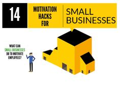 14 Motivation Hacks for Small Businesses