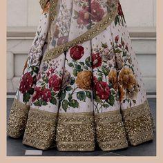 "The Udaipur Collection featuring ""The Hampton Lehenga"". #Sabyasachi #TheWorldOfSabyasachi #TheUdaipurCollection #DestinationWeddings #HandEmbroidery #IndianDesigner #IndianCouture2017 #BridalWear #BridesofSabyasachi @bridesofsabyasachi  Location Courtesy: @tajlakepalace"