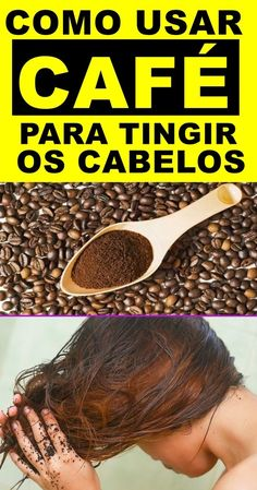 Recipe with Coffee To Dye Hair Naturally! African Braids Hairstyles, Braided Hairstyles, Beauty Care, Beauty Hacks, Natural Shampoo, Hair Health, Coffee Recipes, Diet And Nutrition, Hair Hacks