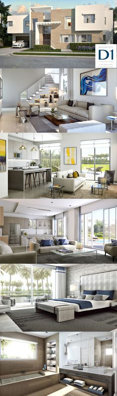 The highest level of modern architecture and design come together in a new exclusive collection of unique town homes and single-family homes. Terra Group features their latest luxury communities in the City of Doral – NEOVITA #miami #realtor #realestate #interiordesign #design #modern #modernhome #homes #luxuryhome #miamibroker