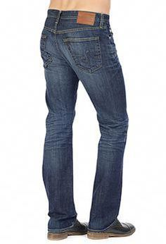 86de1c62 Relaxed Straight Jeans for Men | Loose Fit Jeans | AG Jeans #MensJeans Ag  Jeans