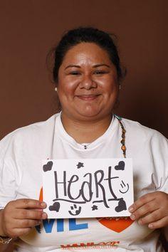 Heart, Silvia Martínez, Estudiante, Monterrey, México.