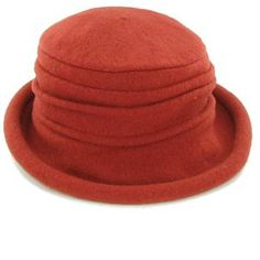 Belfry Polly - Wool Crusher ClocheFrom #Belfry Hats Price: $39.00 Availability: Usually ships in 1-2 business daysShips From #and sold by Hats in the Belfry