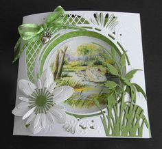 Kaarten maken gewoon Homemade Journal, Marianne Design Cards, Memory Box Cards, Die Cut Cards, Bird Cards, Card Tutorials, Watercolor Cards, Hobbies And Crafts, Greeting Cards Handmade