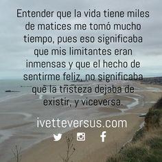 ¡Soy libre! Ivetteversus.com