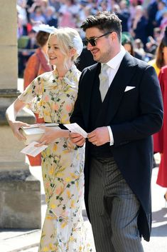 Carey Mulligan And Marcus Mumford - All Of The Famous Guests At The Royal Wedding - Photos