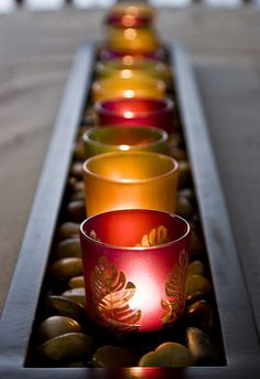 zen candles by joshua.white, via Flickr
