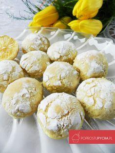 Pyszne i proste ciasteczka cytrynowe! :)