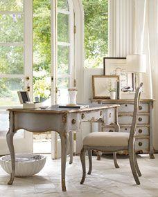Hooker Furniture Serene Writing Desk & Chair