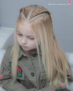Check out these cute and beautiful braided hairstyles for little girls, from the simple and easy, to the more intricate and imaginative. hairstyle 30 Cute Braided Hairstyles for Little Girls Cute Braided Hairstyles, Box Braids Hairstyles, Pretty Hairstyles, Hairstyle Ideas, Kid Hairstyles, Cute Little Girl Hairstyles, 1940s Hairstyles, Latest Hairstyles, Natural Hairstyles