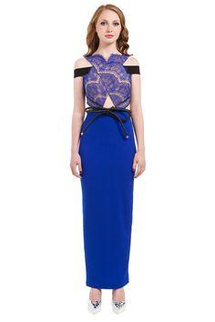 Three Floor Royale dress - Lady Petrova