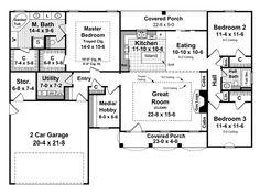 HPG-1752B-1 Floor Plans Image