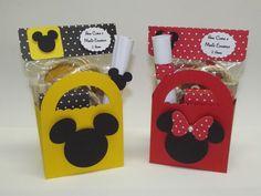 Sacolinha Surpresa da Minnie ou Mickey