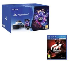 PSVR with GT Sport VR for 270 Xbox One X Star Wars Themed Bundle under 450