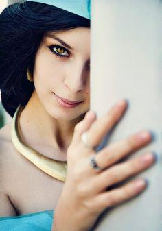 live action Jasmine - Disney Princess Fan Art (23417425) - Fanpop