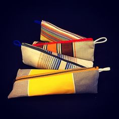 Lovely pencil case Gatti Galeotti #ethical #recycle #tetrapak