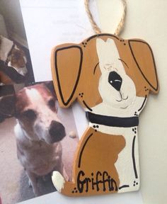 Your Dog(s)-Hand Painted/Personalized & Customized onto…