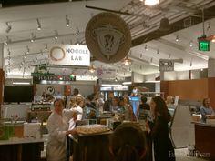 Wolf Meadow Farm Boston Public Market indoor farmer's market open in Boston Blogger Tour