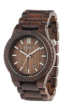 WeWOOD UK Arrow Watch Chocolate   WEWOOD Men's Arrow Chocolate Indian Rosewood Scratch-proof Mineral Glass WARRCH