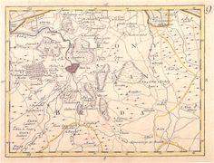Staats-Braband in 1773 - kaart 9