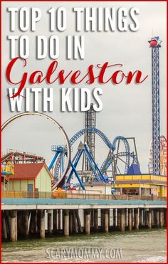Looking for things to do in Galveston, Texas with kids? Galveston has a fun, laid back atmosphere that makes it a great place to visit as a family. Get fantastic vacation tips and ideas in the Scary mommy travel guide!  summer   spring break   parenting advice
