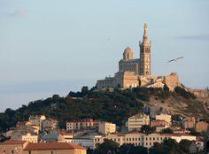 La Bonne Mère, Marseille – Provence, France