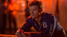Scott Eastwood stars in The Longest Ride which is released this May.