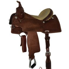 Reinsman Barrel saddle