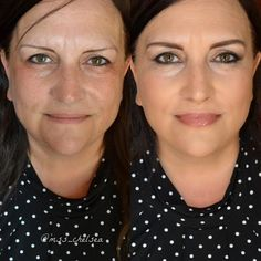 Makeup tips for a mature or mid-age person. What concealers, creams, eye products to use to enhance the natural beauty and hide fine lines & wrinkles.