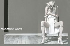 Holy Androgyny! More Gender-Bending Alex Wang Campaign Shots