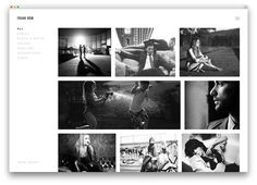 Using black and white color in your portfolio website can create beautiful and elegant look. In this post i collected 20 stunning black and white Wordpress themes for portfolio website done in a simple minimalist manner. Wordpress Theme, Wordpress Template, Photography Themes, Amazing Photography, Black And White Colour, Photo Wall, Web Design, Gallery, Creative