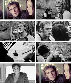 """He's...he's having concentration problems,"" I answer. I don't want to say he had a complete mental meltdown. ""Concentration problems, eh?"" Beetee smiles grimly. ""If you knew what Finnick's been through the last few years, you'd know how remarkable it is he's still with us at all."""